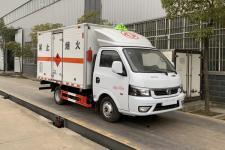 国六东风途逸3米/3.3米易燃液体厢式运输车