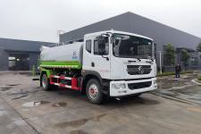 國六東風多利卡D9_12方綠化噴灑車