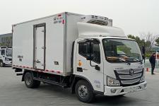 国六福田冷藏车