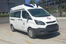 國六福特全順V362中軸中頂救護車
