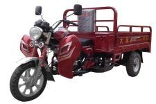 大运牌DY150ZH-27F型正三轮摩托车