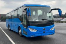 10.7米比亚迪BYD6110C4EV2纯电动城市客车