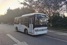 福田牌BJ6601EVCA型纯电动城市客车