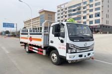 国六东风多利卡4.1米气瓶运输车