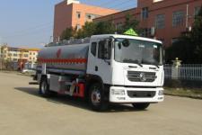 中汽力威牌HLW5182GYYEQ6型运油车