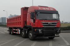 红岩牌CQ3317HV11446型自卸汽车图片