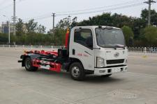 楚飞牌CLQ5070ZXX6CA型车厢可卸式垃圾车