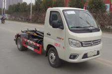 华通牌HCQ5031ZXXBJ6型车厢可卸式垃圾车