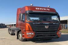 集瑞联合牌QCC4253N664M-1型牵引汽车