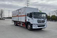 国六东风多利卡D9_6.3米/6.8米易燃液体厢式运输车