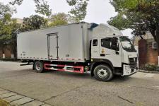 重汽6.8米冷藏车