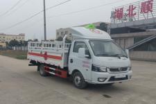國六東風途逸2.6米/3.1米/3.4米/3.6米氣瓶運輸車