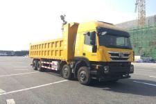 紅巖牌CQ3316HXDG486L型自卸汽車
