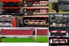 紅巖牌CQ3316HXDG486L型自卸汽車圖片