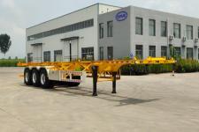 霸申特牌BST9401TJZ型集裝箱運輸半掛車圖片