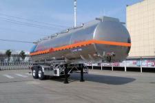 瑞江9.9米24.2噸2軸鋁合金運油半掛車(WL9290GYYC)