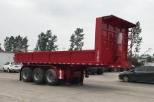 梁山宇翔7.8米32.2吨3自卸半挂车