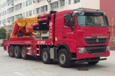 程力威牌CLW5530JQZZ5型汽车起重机的价格