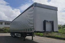 中集13.8米32.5噸3軸廂式運輸半掛車(ZJV9407XXYSZ)