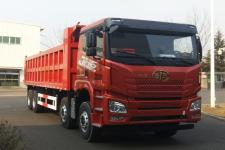 解放牌CA3310P27K15L5T4E5A80型平头柴油自卸汽车图片