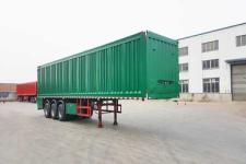 吉魯恒馳12米25.2噸3軸垃圾轉運半掛車(PG9402ZLJ)