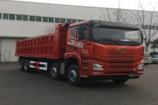 解放牌CA3311P27K15L6T4E5A80型平头柴油自卸汽车图片