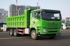 解放牌CA3250P27K15L3T1E6A80型平头柴油自卸汽车图片