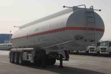 中集11.9米33.7噸3軸鋁合金易燃液體罐式運輸半掛車(ZJV9400GRYJMA)