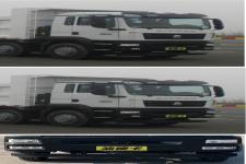 汕德卡牌ZZ3316N326GF1型自卸汽車圖片