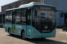 6.6米上饒SR6660BEVG2純電動城市客車