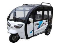大志牌DZ1500DZK-3型电动正三轮摩托车