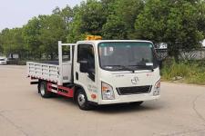 龙星汇牌HLV5040JSQCGC型随车起重运输车