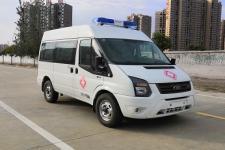 国六福特v348新世代救护车