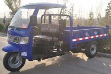 五星牌7YP-1150D11B型自卸三轮汽车