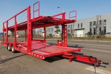 長馳通12米9.6噸2軸中置軸車輛運輸掛車(CCC9150TCL)