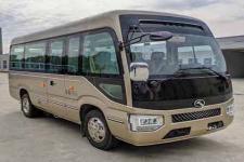 6米金龍XMQ6606DYD5D客車