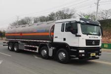 程力牌CL5320GYYLZ5型铝合金运油车