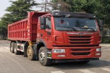 解放牌CA3310P1K2L3T4E5A81型平头柴油自卸汽车图片