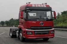 陕汽牌SX4180MP6361型牵引汽车图片