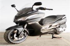 新本牌XB250T-5型两轮摩托车图片