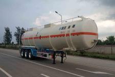 陕汽牌SHN9400GRYP462型易燃液体罐式运输半挂车图片