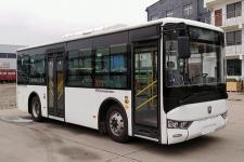 亚星牌JS6859GHBEV型纯电动城市客车