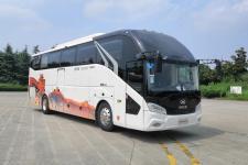 海格牌KLQ6127BAE61型客车