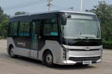 中通牌LCK6606EVGA26型纯电动城市客车
