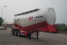 陕汽牌SHN9400GFLP400型中密度粉粒物料运输半挂车图片