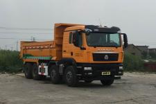汕德卡牌ZZ3316N286GE1型自卸汽车图片