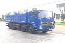 南骏牌NJA3310RPD63V型自卸汽车图片