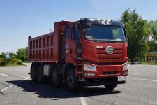 解放牌CA3310P66K2L0T4A1E6型平头柴油自卸汽车图片
