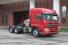 斯太尔牌ZZ4254V3841F1L型牵引汽车图片