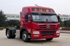 大运牌CGC4180D6EABA型牵引汽车图片